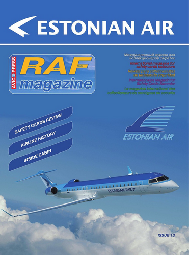 RAF Magazine Estonian Air 13 (2014)