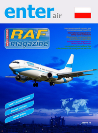RAF Magazine Enter Air 16 (2014)