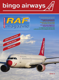 RAF Magazine Bingo Airways 18 (2014)