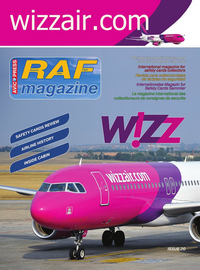 RAF Magazine WizzAir 20 (2014)