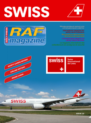 RAF Magazine SWISS 25 (2014)