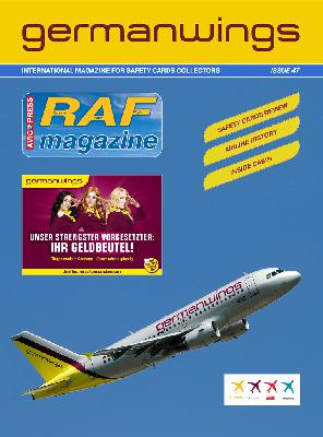 RAF Magazine germanwings 47 (2015)