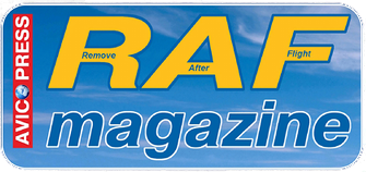 RAF Remove After Flight Magazines